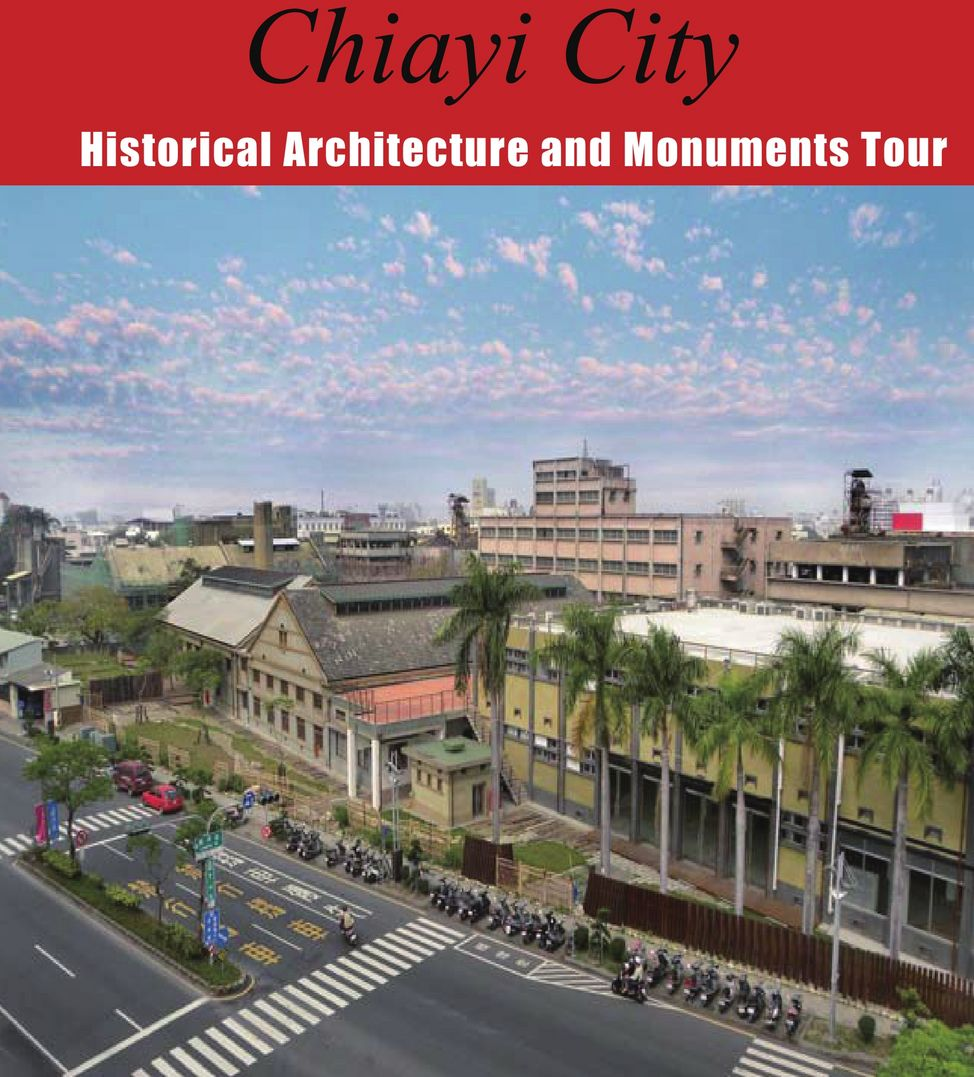 Historical Architecture and Monuments Tour