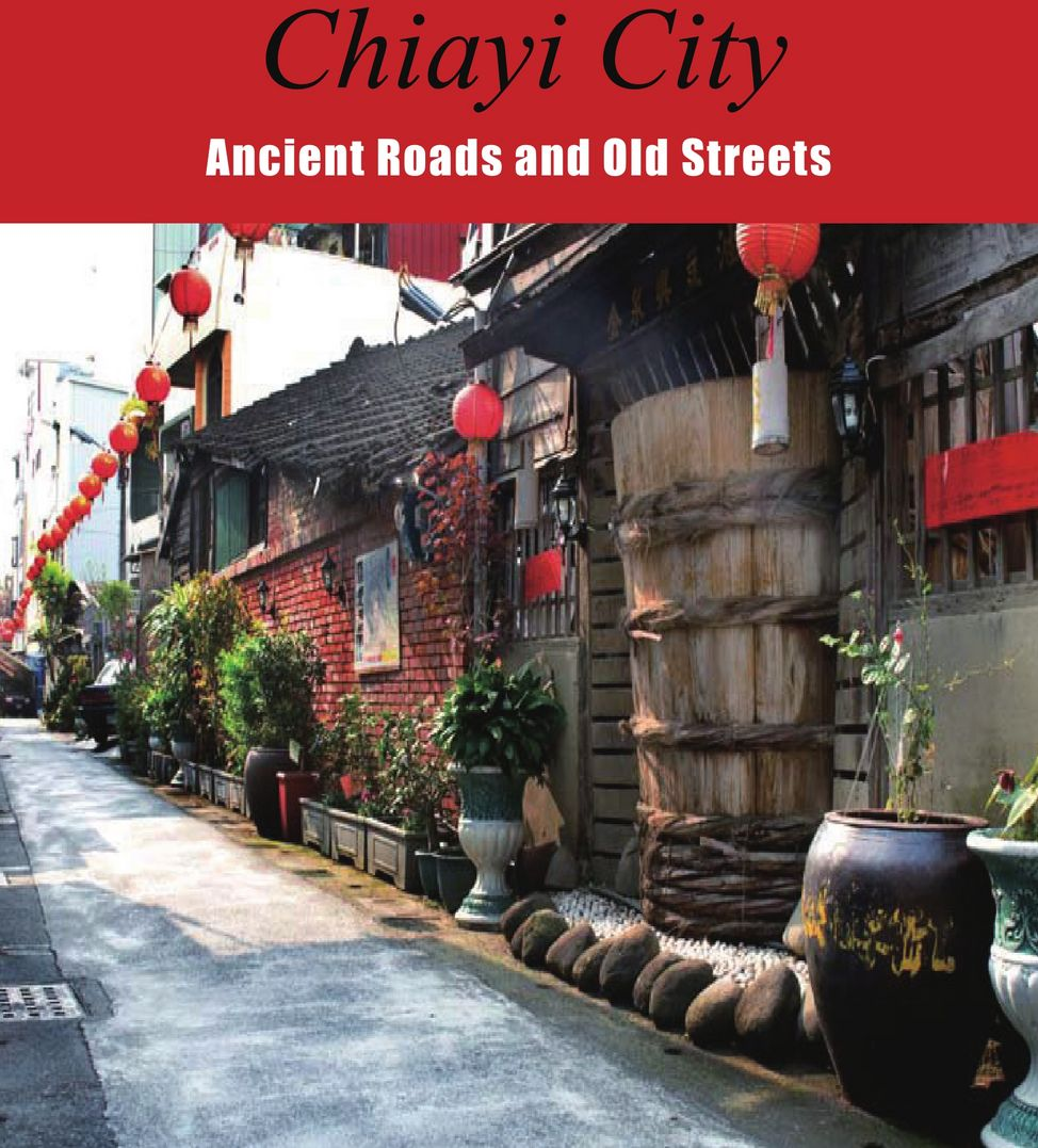 Ancient Roads and Old Streets